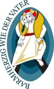 Logo Jahr der Barmherzigkeit